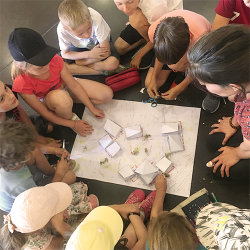 Ecole d'Argelliers – L'école du futur ?